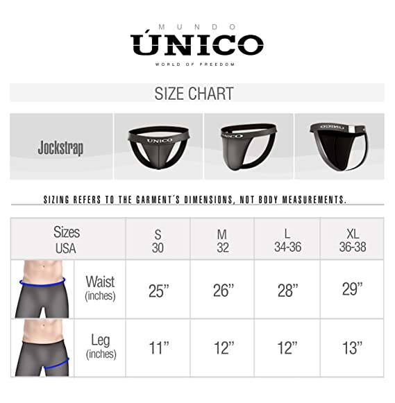 Mundo Unico Men Jockstrap Colombian Underwear Ropa Interior Colombiana de Hombre at Amazon Mens Clothing store: