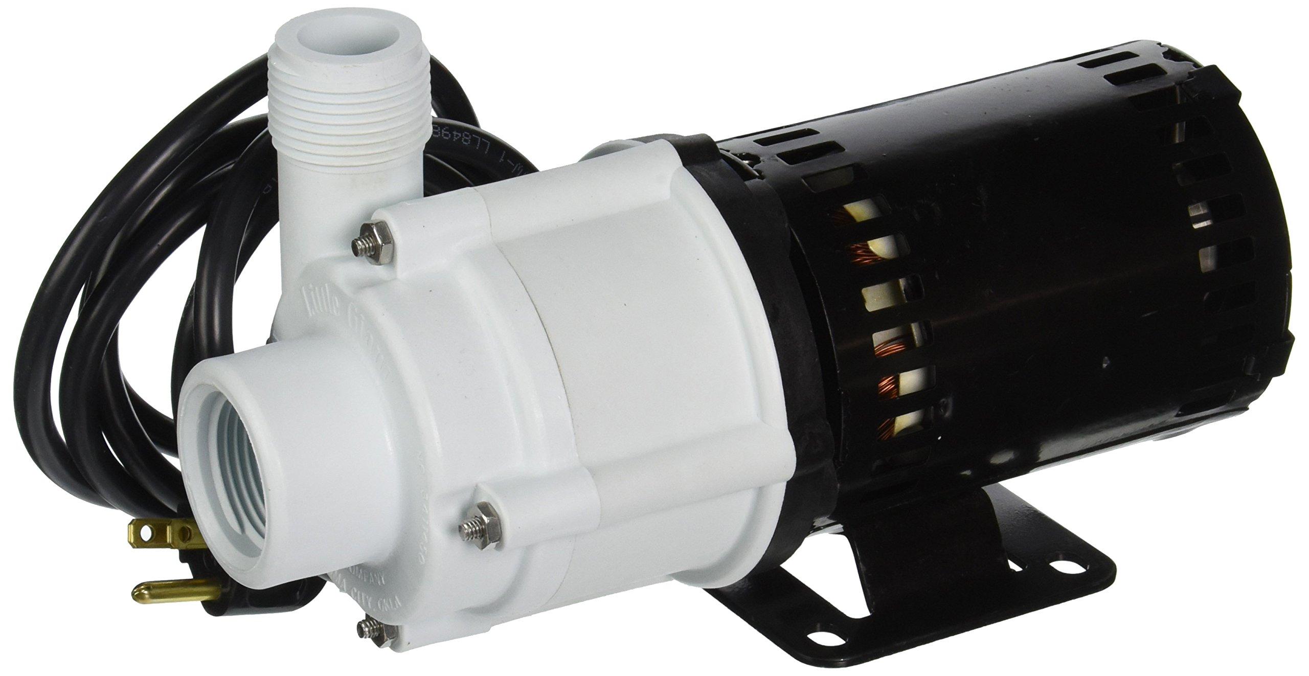Little Giant 580507 Magnetic Drive Aquarium Pump 2MDQX-SC