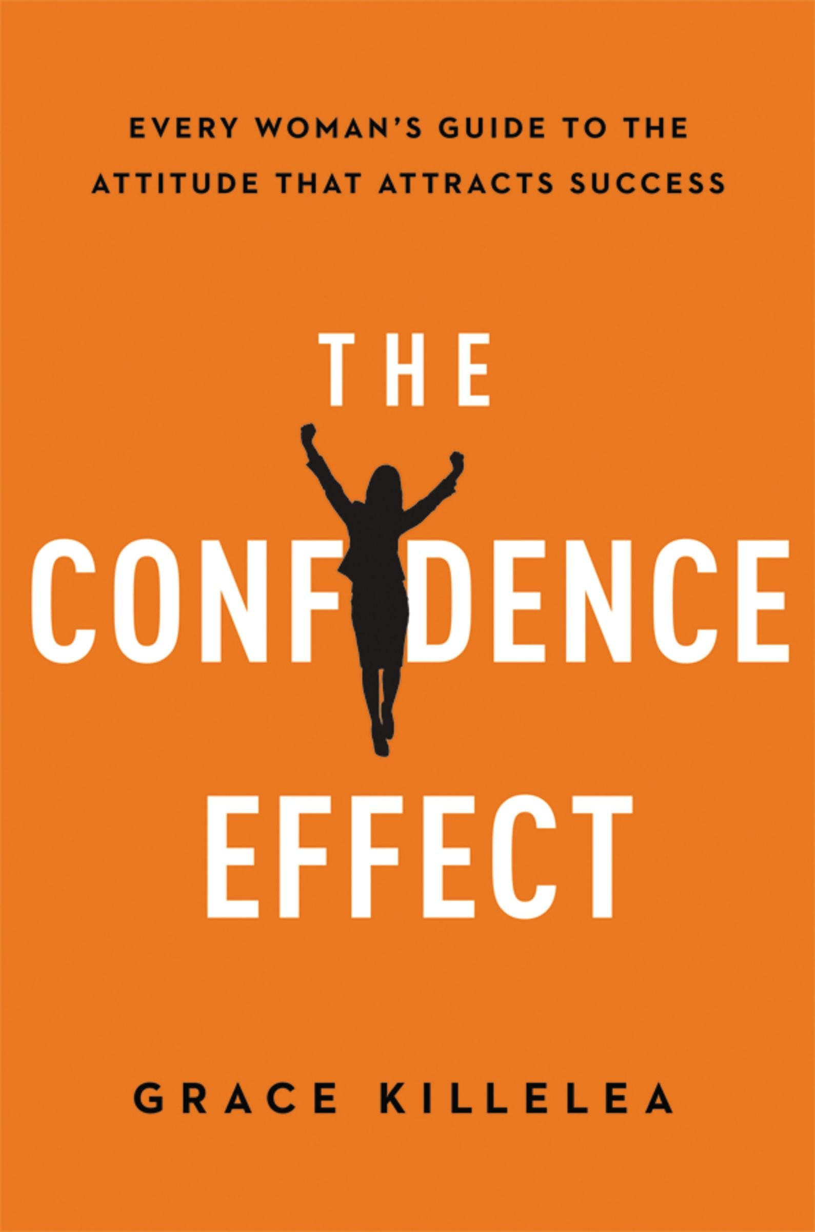 Confidence Effect Attitude Attracts Success product image