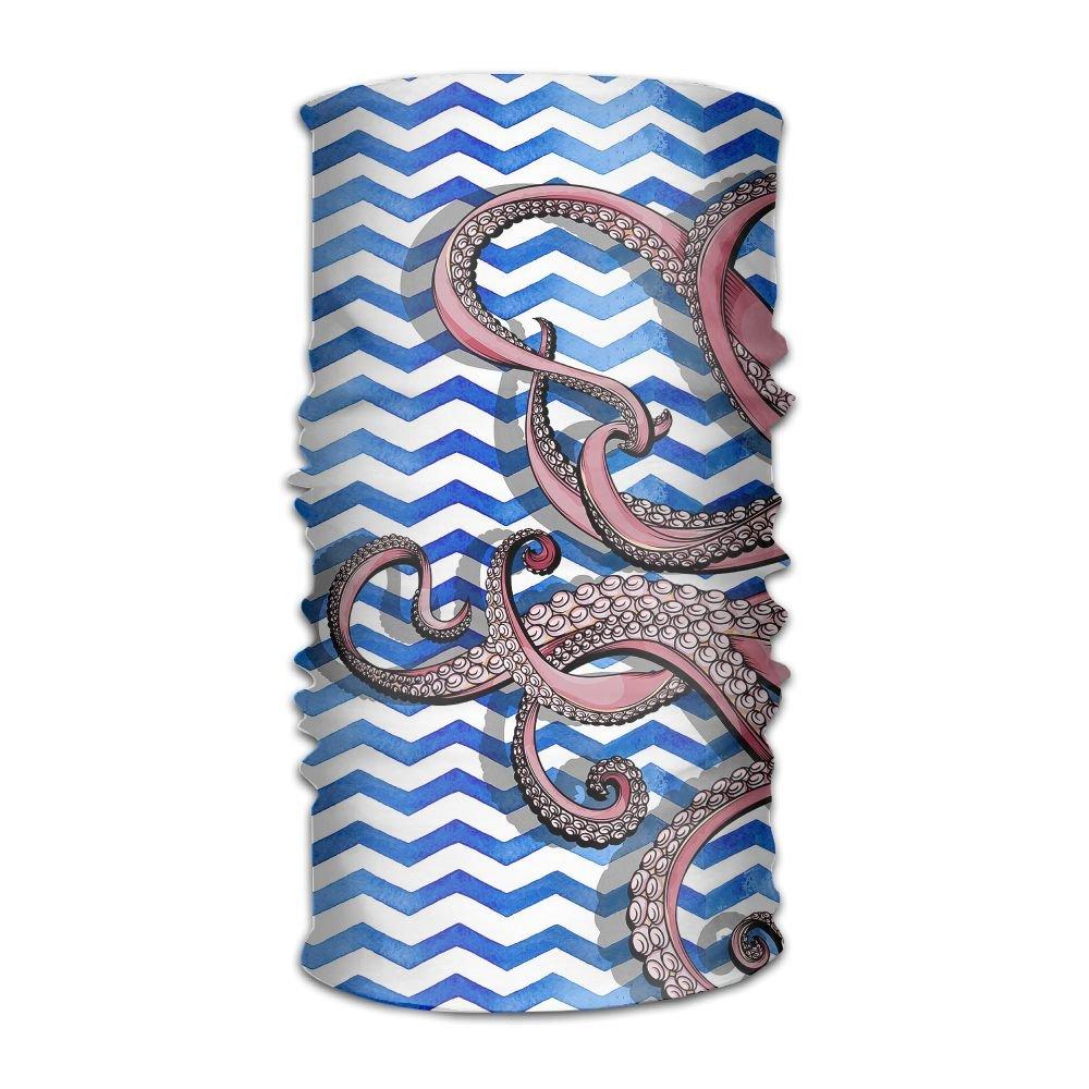 Magic Headwear Octopus Outdoor Scarf Headbands Bandana Mask Neck Gaiter Head Wrap Mask Sweatband