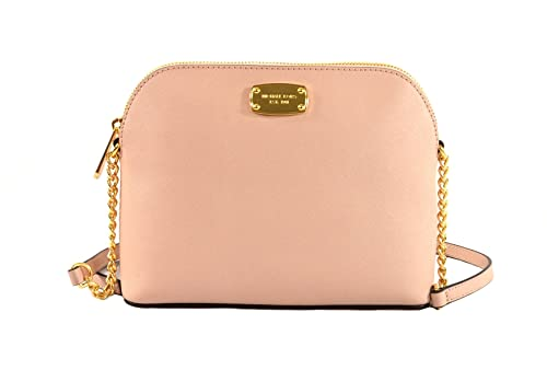 c244672905cd6f Michael Kors Cindy LG Dome Crossbody Leather Bag/Purse Ballet Pink  35S6GCPC3L: Amazon.ca: Shoes & Handbags