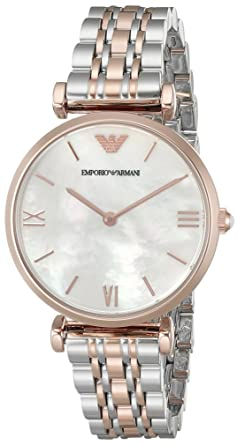 d08d7ea7656 Image Unavailable. Image not available for. Color  Emporio Armani Women s  ...