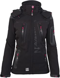 GEOGRAPHICAL NORWAY VESTE Femme Softshell imperméable Sport