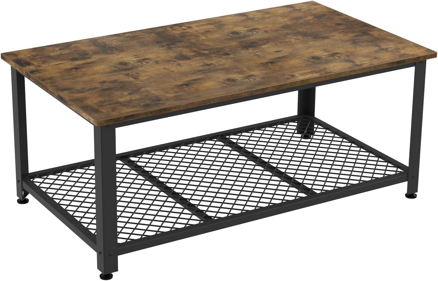 - Amazon.com: IRONCK Industrial Coffee Table For Living Room, Tea