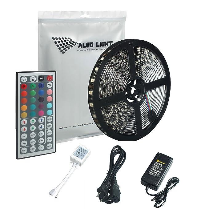 Review Black PCB LED Strip