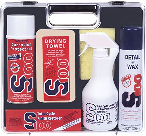 S100 12000C Motorcycle Detailing Kit