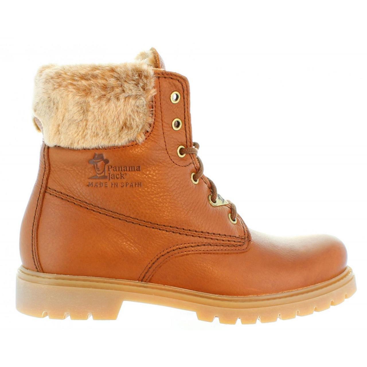 Stiefel für Damen PANAMA JACK FELICIA B3 NAPA GRASS CUERO Schuhgröße 38