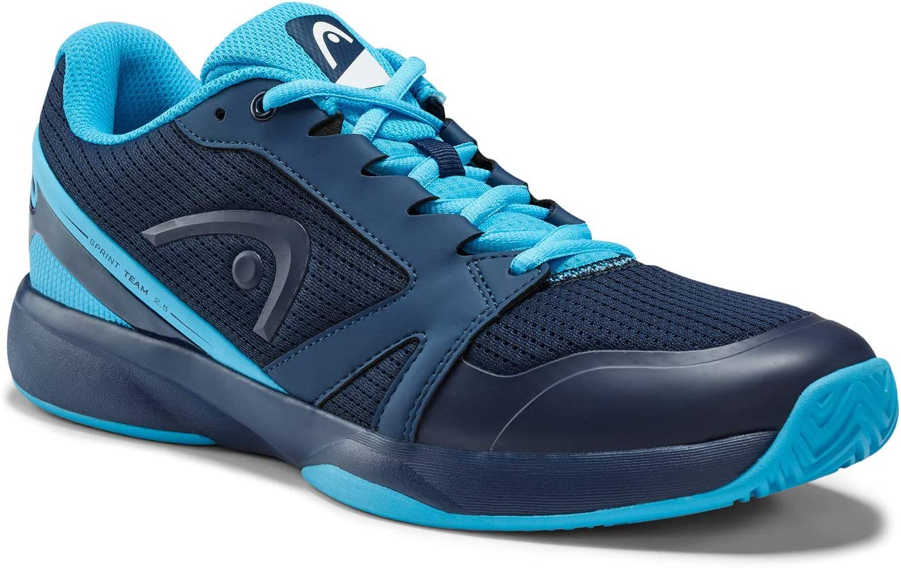 Head Sprint Team 2.5 Men Zapatos de Tenis, Hombre, Azul Oscuro/Azul, 40 EU