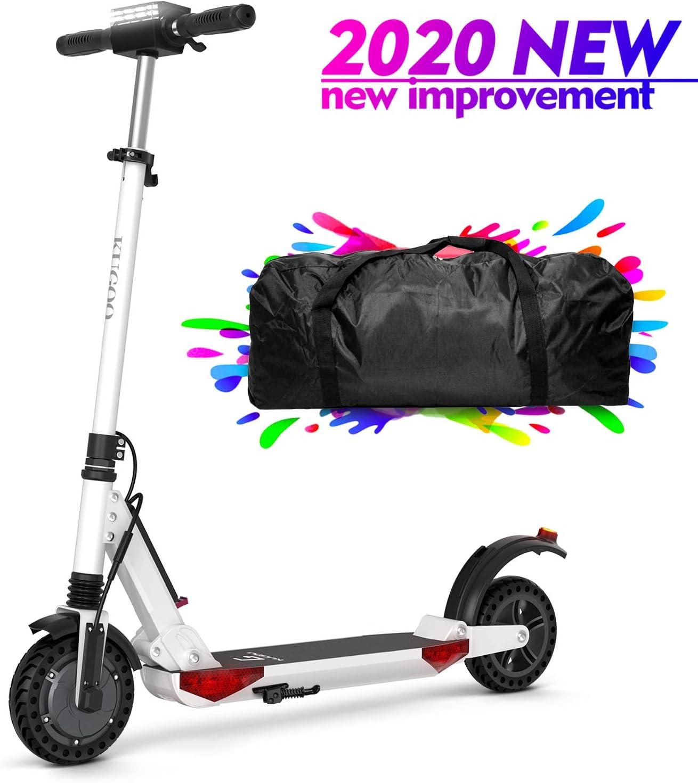 Altura Ajustable Scooter El/éctrico Plegable para Adolescentes y Adultos urbetter Patinete El/éctrico 30 Km Alcance Neum/áticos s/ólidos de 8 350W Motor hasta 30km//h S1 Pro