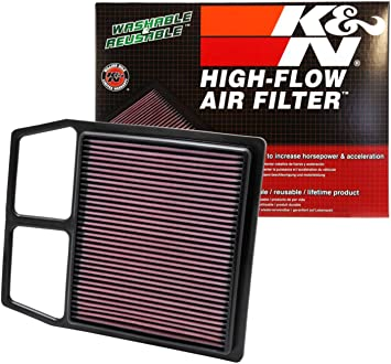 K/&N Performance Air Filter Fits CAN-AM RENEGADE 1000 2016 2017 2018