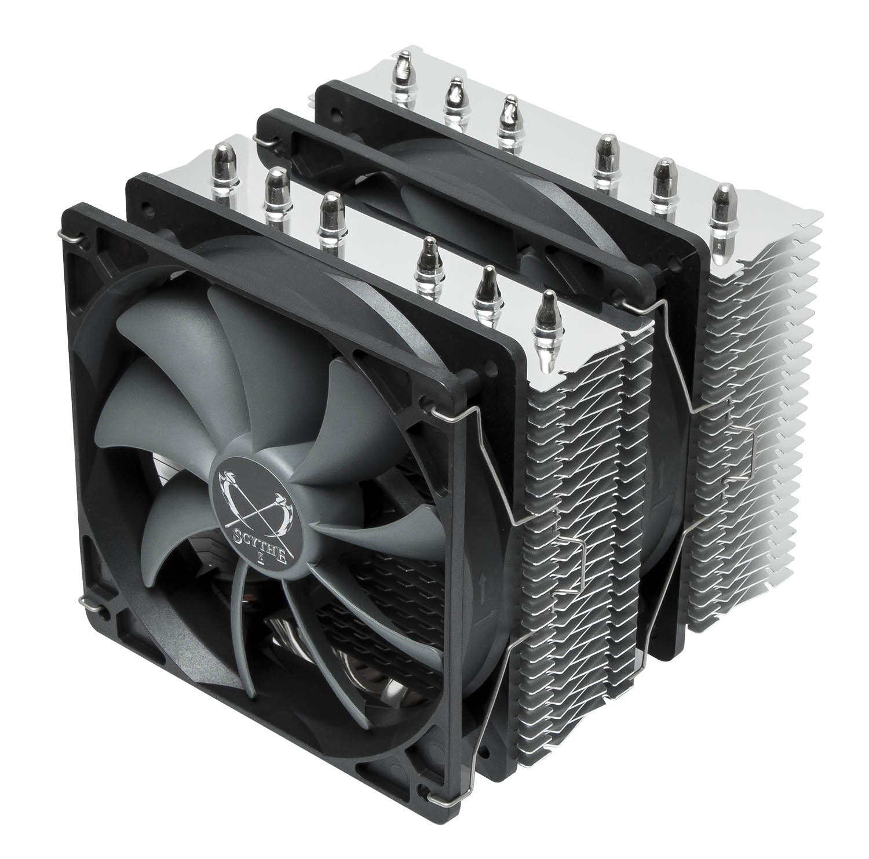Scythe FUMA Rev.B CPU Cooler (SCFM-1100) by Scythe