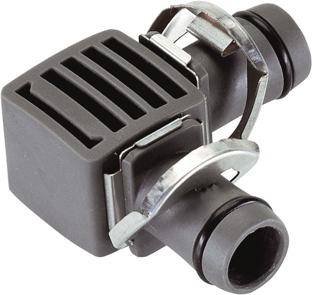 """Gardena Connettore 4,6 mm 3//16/"""" 8337-20 tubo irrigazione connessione Micro-Drip"""