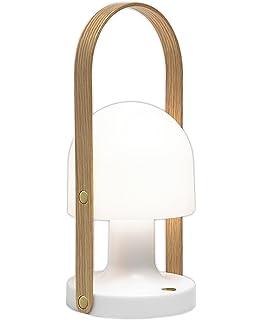 Lámpara de mesa Lucide Joe, diámetro exterior 14,5 cm,1 LED ...