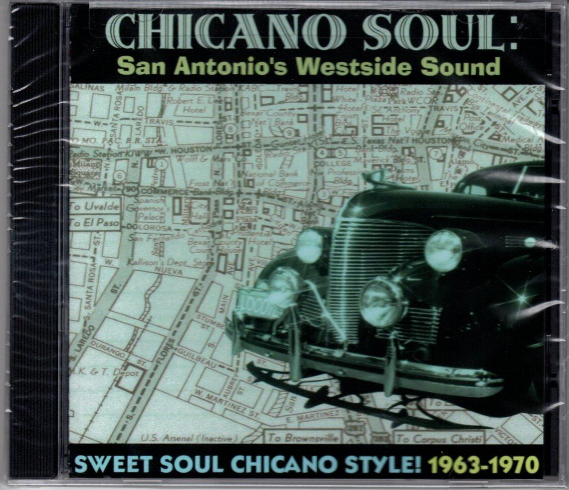 Chicano Soul: San Antonio\'s Westside Sound Vol. 1 - Amazon.com Music