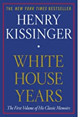 White House Years Kindle Edition