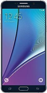 Samsung Galaxy Note 5 N920A, Black 32GB - at&T GSM Unlocked
