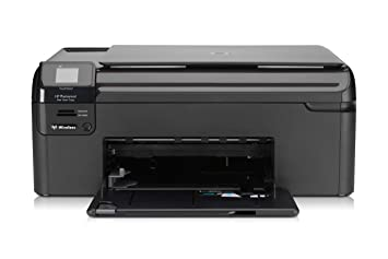 HP Photosmart Wireless All-in-One Printer - B109n ...