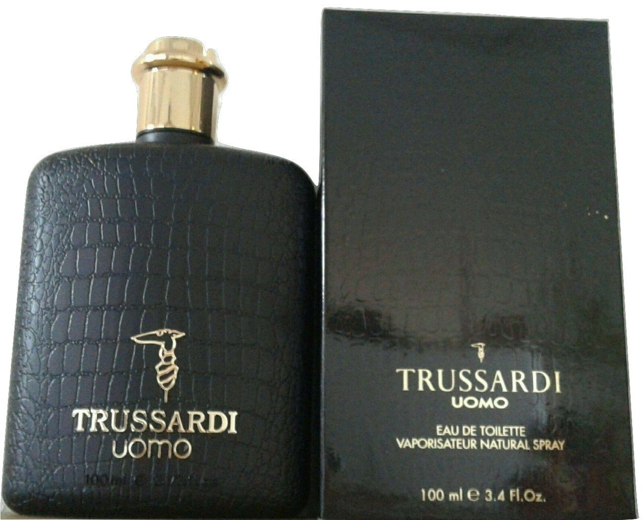 Trussardi Uomo First fragrance version 1. Duftversion Eau