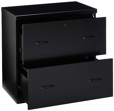 Amazon.com: Gabinete de archivos vertical Z Line Designs con ...