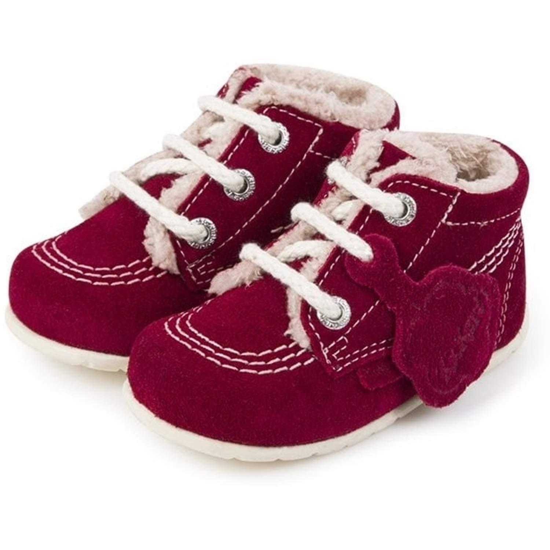 Kickers Unisex Babies' Kick Hi Boots