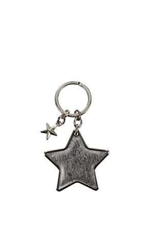 efea4a0c647 Key rings Jimmy Choo Women (STELLINA153SILVER)  Amazon.co.uk  Clothing