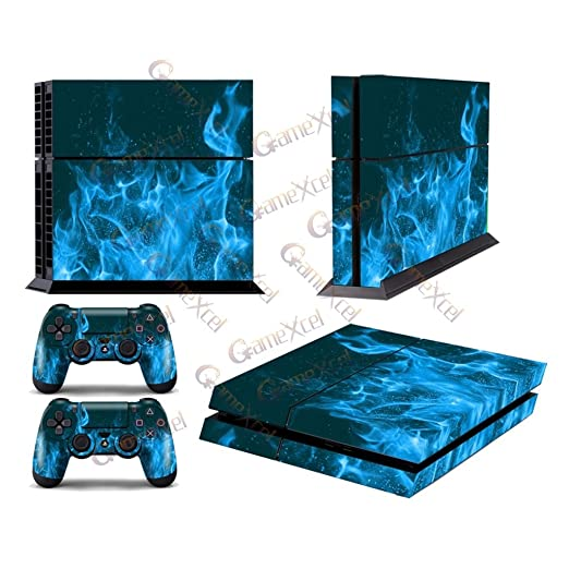 4 opinioni per PS4 Pelli Playstation 4 Vinile Adesivi Giochi PS4 Sistema + Due Decalcomanie del