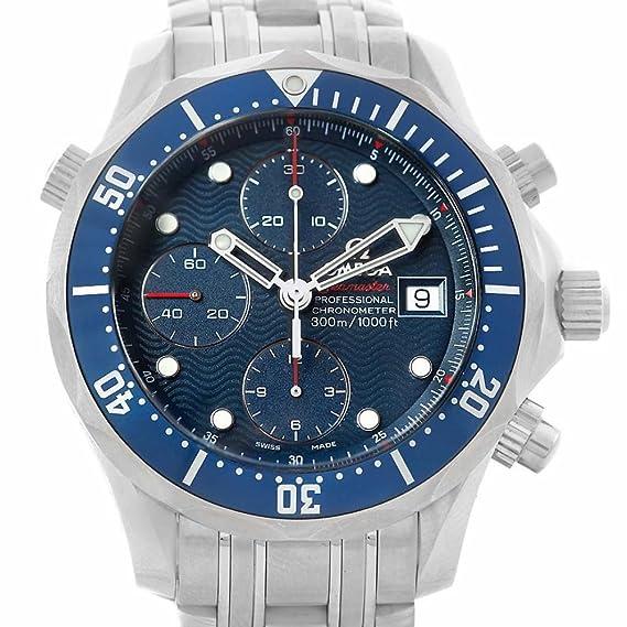 Omega Seamaster automatic-self-wind Mens Reloj (Certificado) de segunda mano