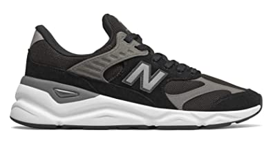819d937edf3a2 New Balance X90 Trainers Black: Amazon.co.uk: Shoes & Bags