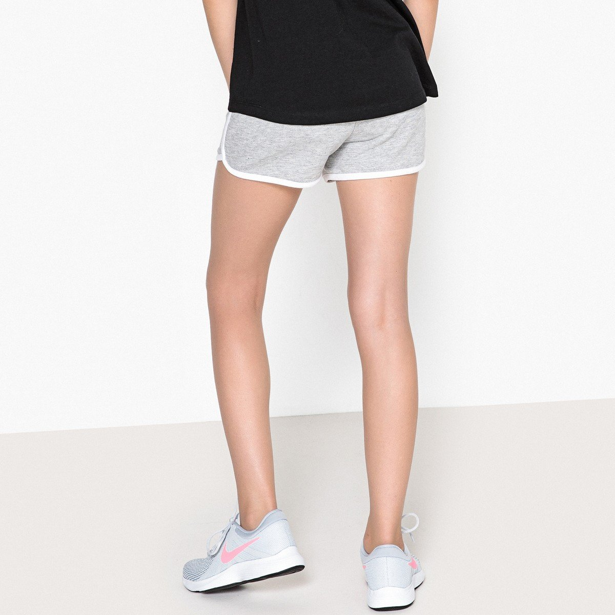 10-16 Years La Redoute Collections Big Girls Sports Shorts