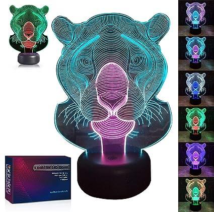 3d Cartoon Led Night Light Button Switch Plug Bedroom Home Decoration Beside Lamp Creative Children Gift Romantic Night Lamp Lights & Lighting