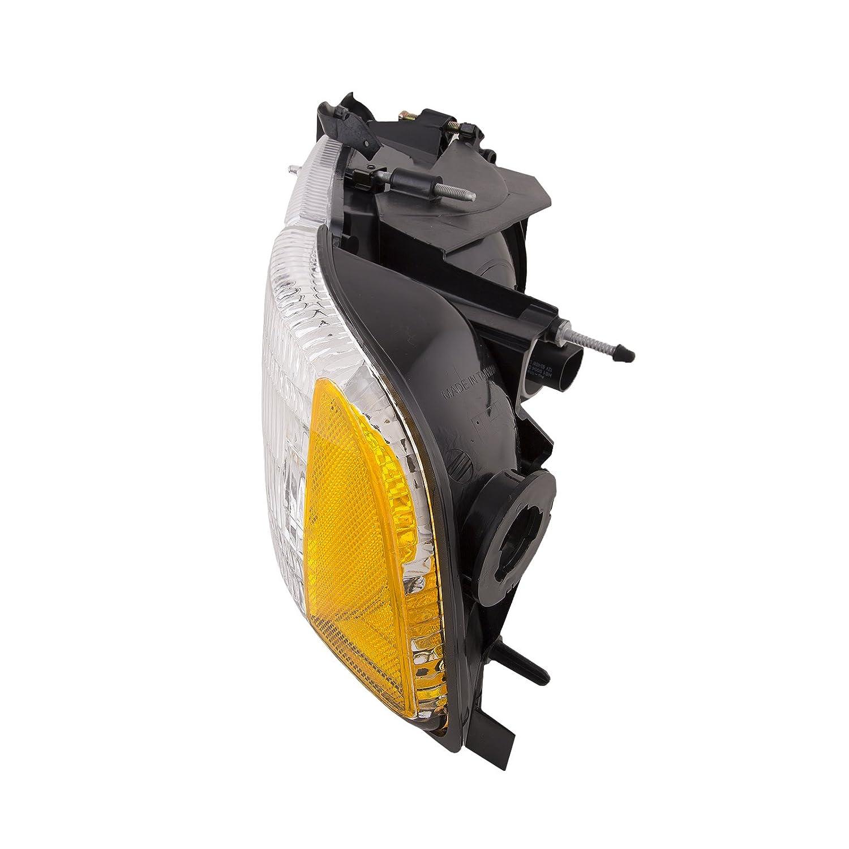 Dodge Ram Headlights Oe Style Replacement Headlamps 2001 3500 Headlight Wiring Driver Passenger Pair New W O Sport Automotive