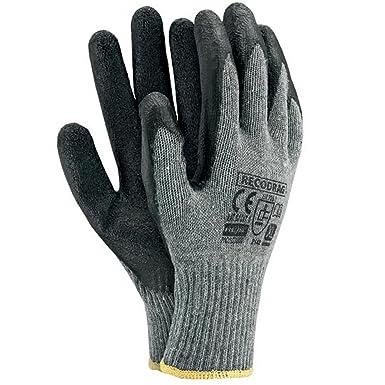 Brandneu Entdecken Sie die neuesten Trends verschiedene Farben Arbeitshandschuhe 12 Paar Latexbeschichtung Gr. 9-11 Sicherheitshandschuhe  Latex Handschuhe Schutzhandschuhe Arbeitsschutzhandschuhe Montagehandschuhe