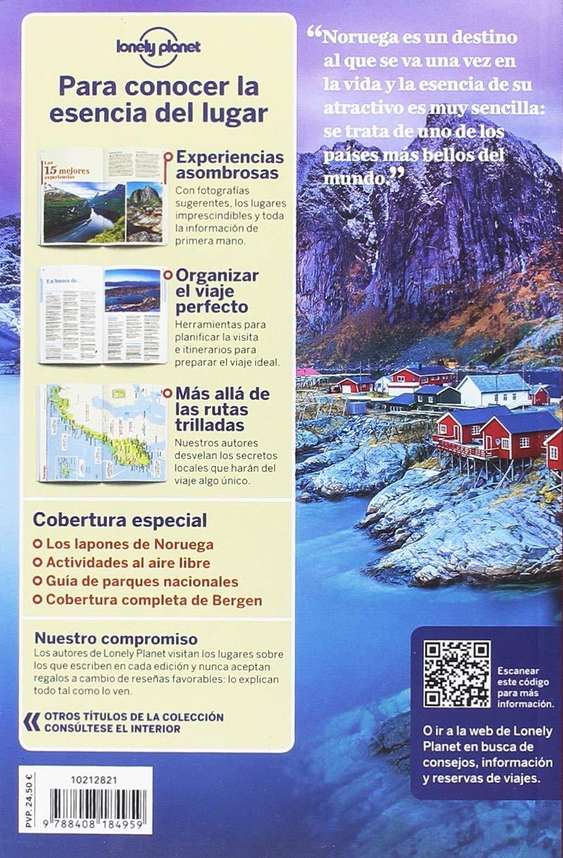 Noruega 3 (Guías de País Lonely Planet): Amazon.es: Ham, Anthony, Berry, Oliver, Wheeler, Donna, Sequera Martínez, Olga, Gastón, María Olalla: Libros