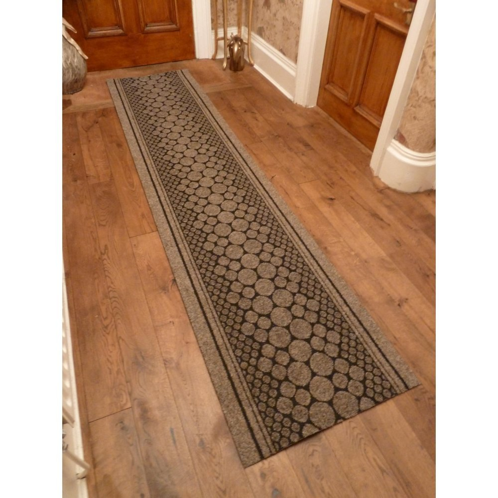 47 Sizes Available - Cork Brown - Sisal Style Carpet Runner Rug Door Mat - Any Length Runners for Hall, Hallways, Passage, Corridor, Kitchen, Caravans Carpet Runners UK Hallway Runners