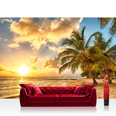 Amazon.com: Photo wallpaper - beach sea water - 157.4\