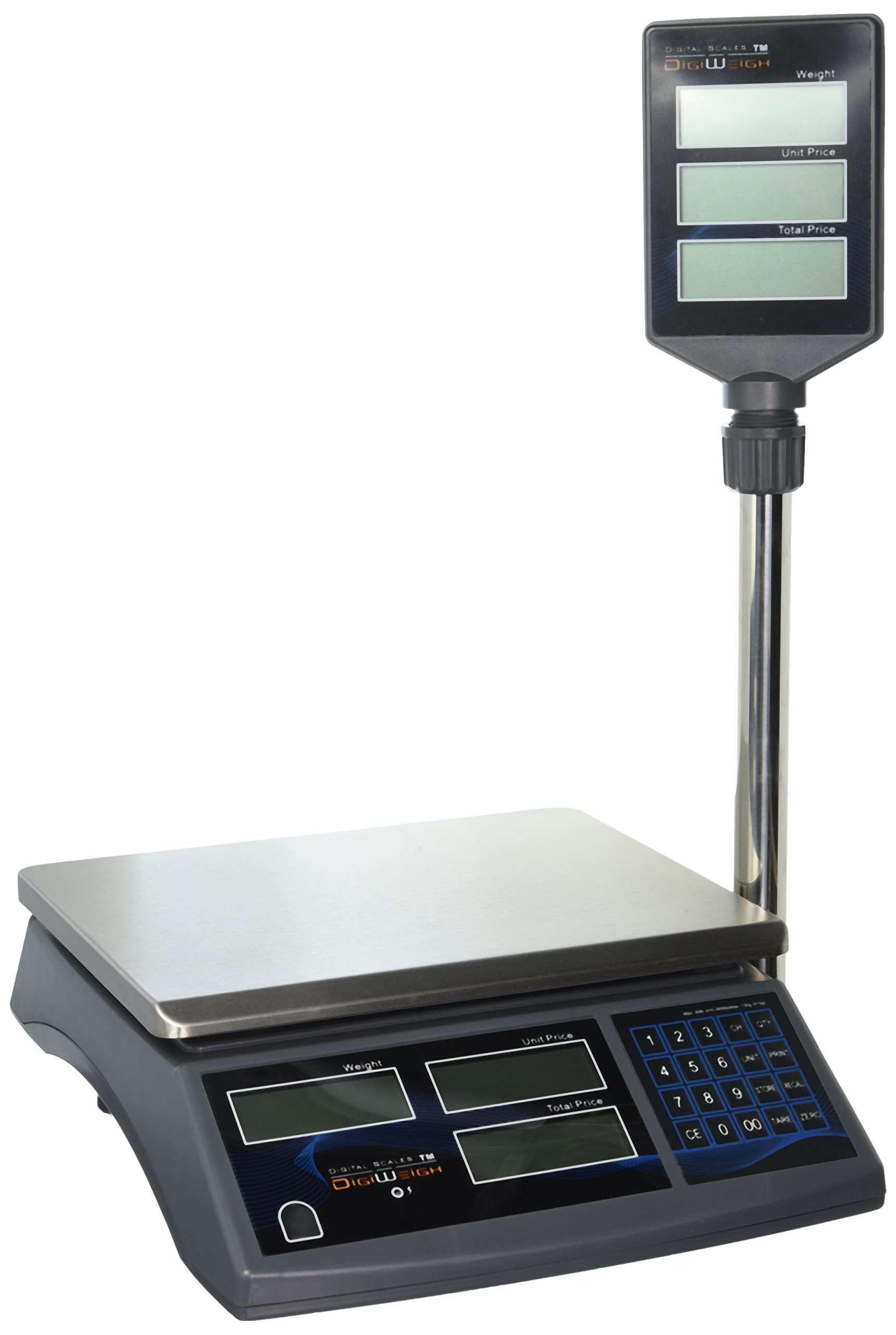 Digiweigh Computing Scale (DWP-30PC-H) by DigiWeigh