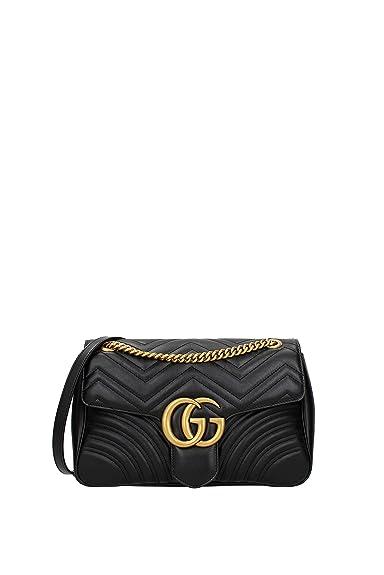 Gucci Sacs bandoulière Femme - Cuir (443496DRW3T)  Amazon.fr ... d040c2ad3b6