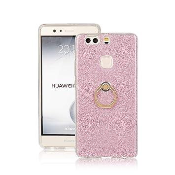 Funda Huawei P9 Plus Carcasa Purpurina, Lyzwn Fundas ultra ...