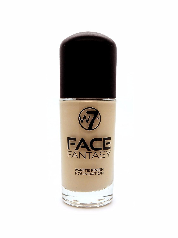 (Buff) - W7 Face Fantasy Matte Finish Buff Foundation, 30 ml 754034/Buff