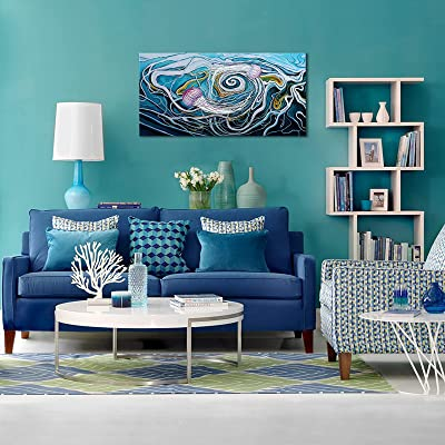 Buy Wall Art Abstract Wall Art Wall Art For Living Room Astronomy Fantasy Theme Wall Art For Bedroom Living Room Decorations For Wall Modern Wall Art Wall Decor Pictures For Living Room Home