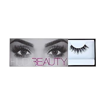 6dd673f4680 Amazon.com : Huda Beauty Samantha Style Number 7 False Eyelashes Fake  Eyelashes : Beauty