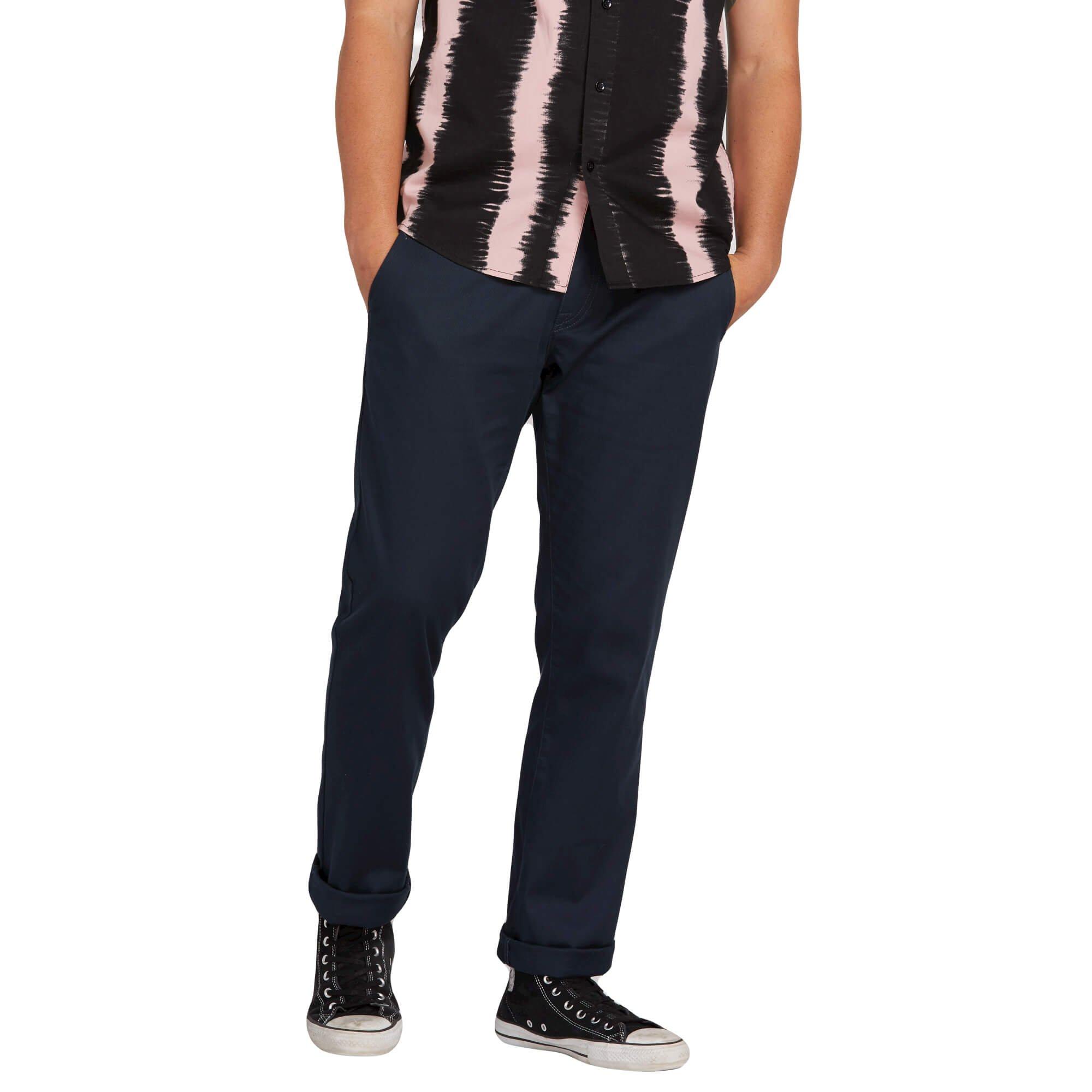 Volcom Men's Frickin Modern Fit Stretch Chino Pant