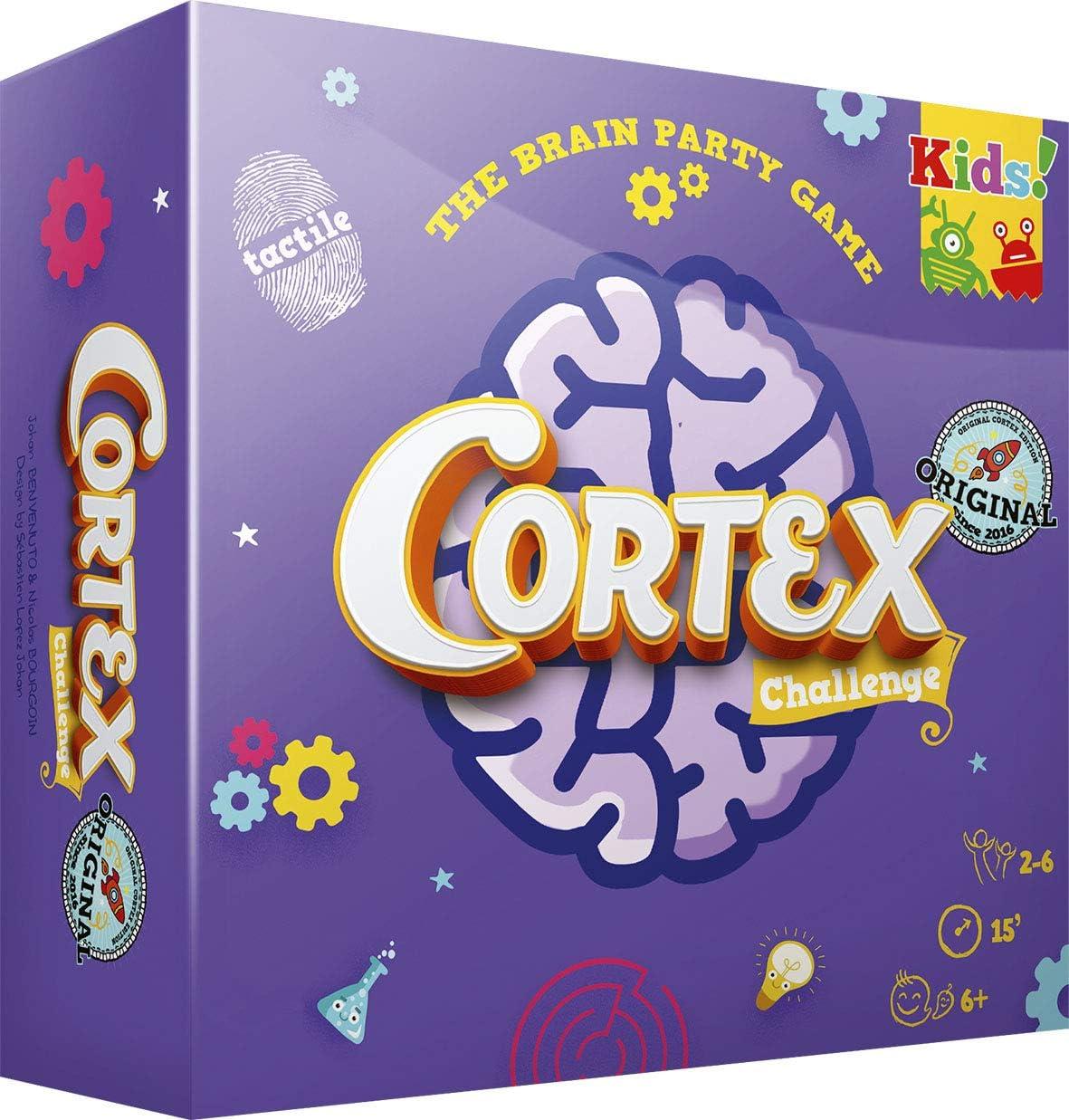Zygomatic Cortex Kids, juego de mesa, color (Asmodee COR02ML) , color/modelo surtido: Amazon.es: Juguetes y juegos