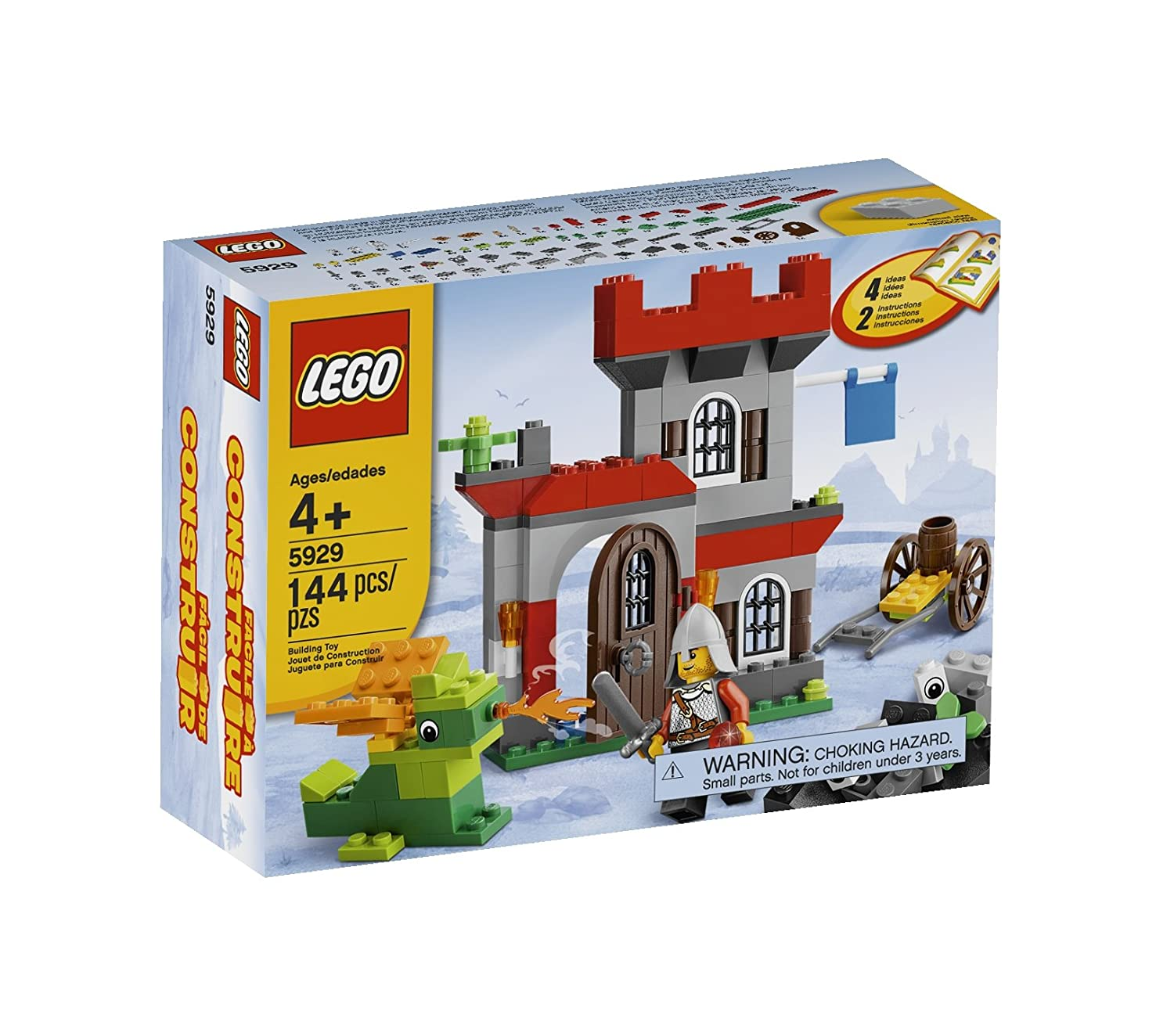 Amazon LEGO Castle Building Set 5929 Toys & Games