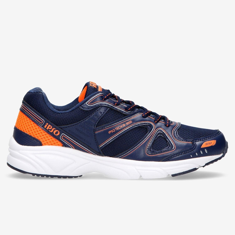 Zapatillas Running Hombre Ipso Tech ir-3001 (Talla: 43): Amazon.es: Deportes y aire libre