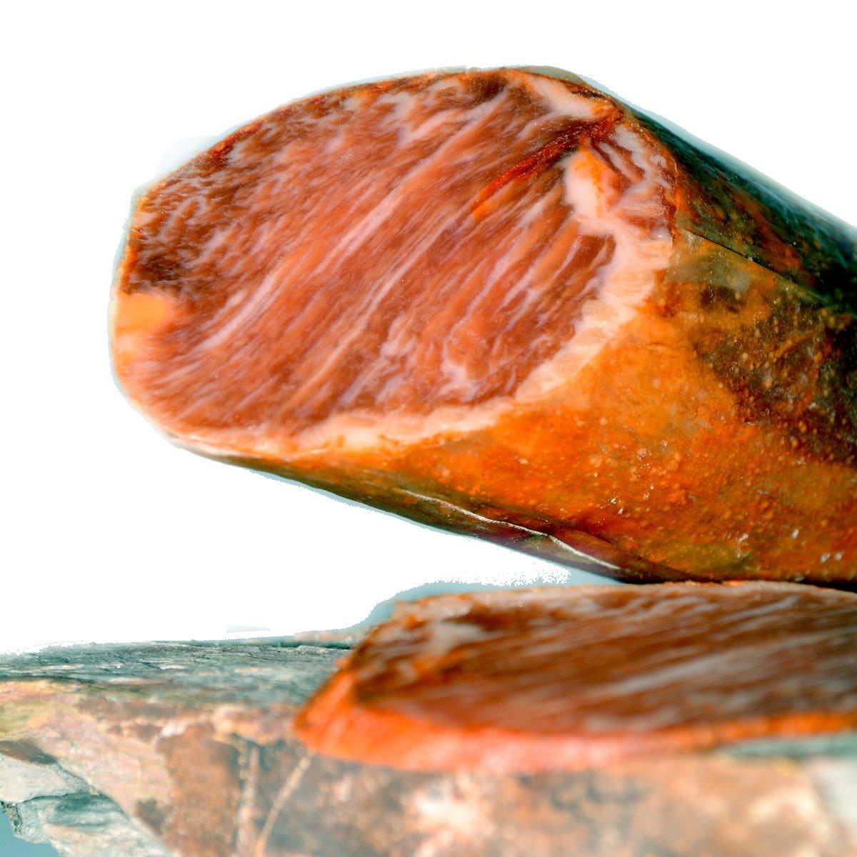 Elaboración artesanal, curación tradicional y envasado al vacio para una mejor conservación. Peso aproximado 1,350-1,550 kg: Amazon.es: Alimentación y ...