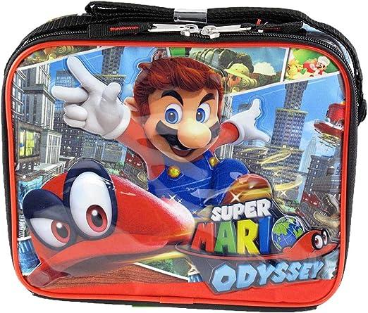 Super Mario Bros. Odyssey 19185 - Fiambrera: Amazon.es: Hogar