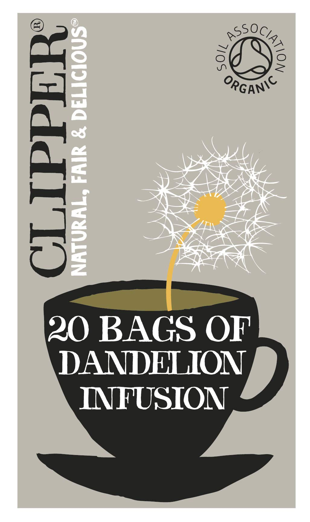 Clipper Organic Dandelion 20 Tea Bags