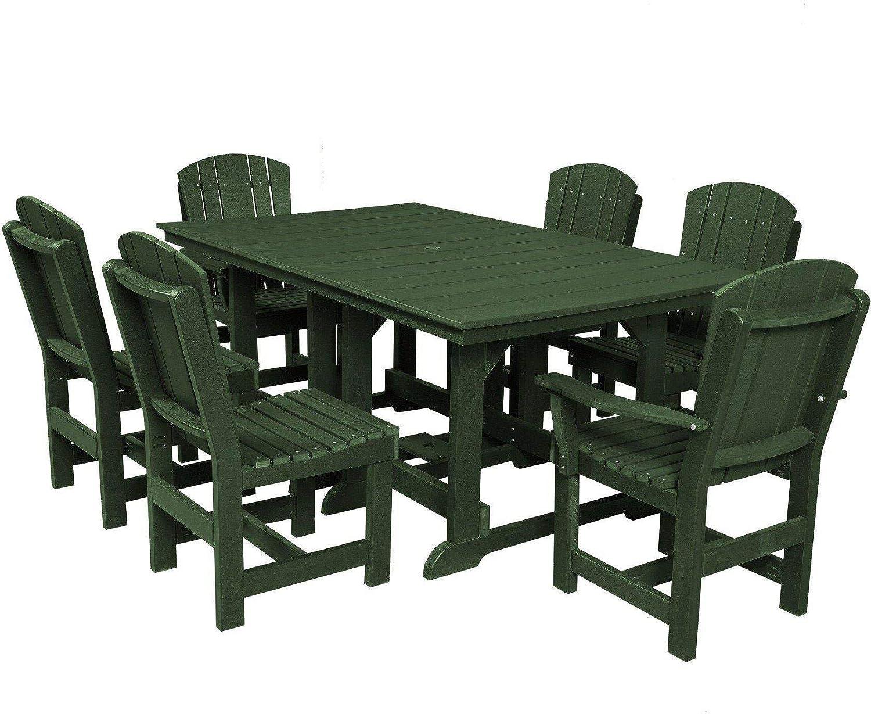 Amazon.com: Wildridge Heritage - Mesa de comedor con 6 ...