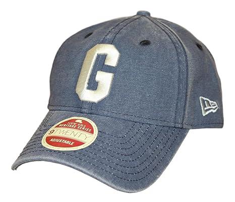 d880017f16b ... authentic homestead grays new era 9twenty negro league quotclassic  washquot adjustable hat 01dca adf5b